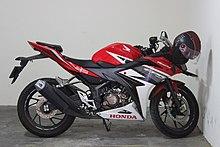 Honda CBR150R - Wikipedia