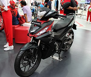 Honda Winner  Vs Yamaha Exciter