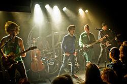 Honningbarna, 2011