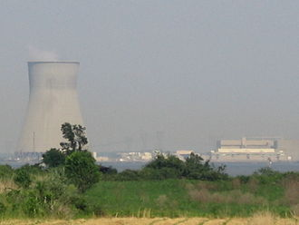 Hope Creek Nuclear Generating Station - Image: Hope Creek only