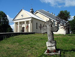 Church in Horyniec