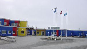 Inuvik - Inuvik Regional Hospital