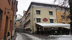 "Hotel ""Monte Kristo"" on Kalēju Street in Riga.JPG"
