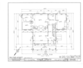 Hubb Estate, 52-15 Flushing Avenue, Maspeth, Queens County, NY HABS NY,41-MASP,2- (sheet 1 of 7).png