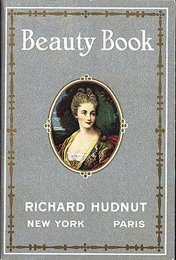 Natacha rambova wikivisually richard hudnut beauty book by richard hudnut fandeluxe Choice Image