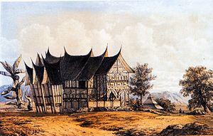 Padang - Padang, 1859