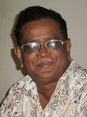 Humayun Ahmed - Ahmed in 2010