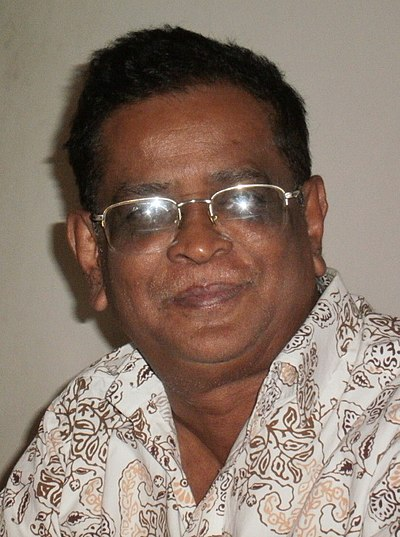 Picture of an author: Humayun Ahmed