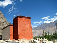 Hundur Gompa, Numbra valley, Ladakh.jpg