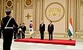 Hungarian President Laszlo Solyom Visits Korea (4348457972).jpg