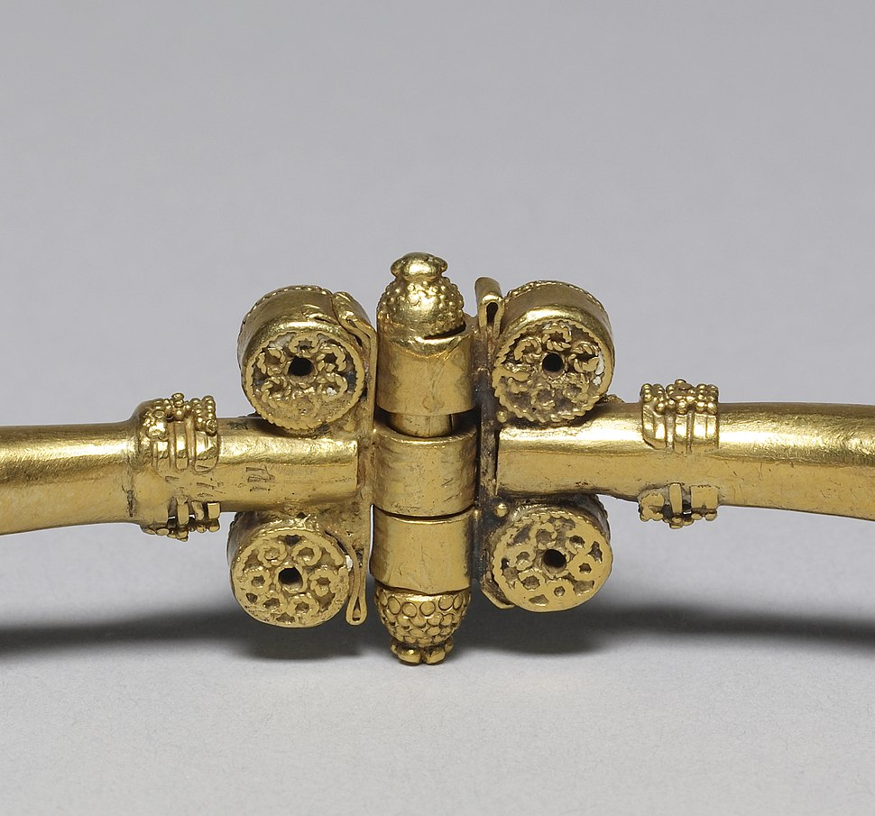Hunnish - Bracelet - Walters 571082 - Detail Back