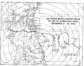 Hurricane Dora 1964 Florida track.png