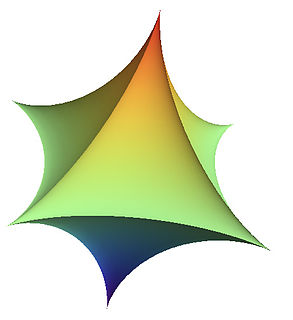 Ideal polyhedron Type of polyhedron