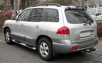 Hyundai Santa Fe - Hyundai Santa Fe (Europe)