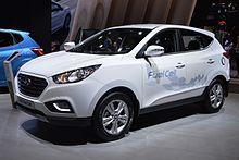 Hydrogen vehicle - Wikipedia