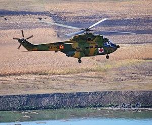 IAR 330 - MEDEVAC IAR 330M Puma.