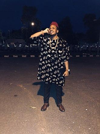 Nze na Ozo - An Igbo chief on his Cultural Attire