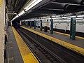 IND Crosstown Bedford-Nostrand Avenues Southbound Platform.jpg