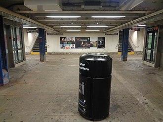 Kingsbridge Road (IND Concourse Line) - Image: IND Kingsbridge Rd 07