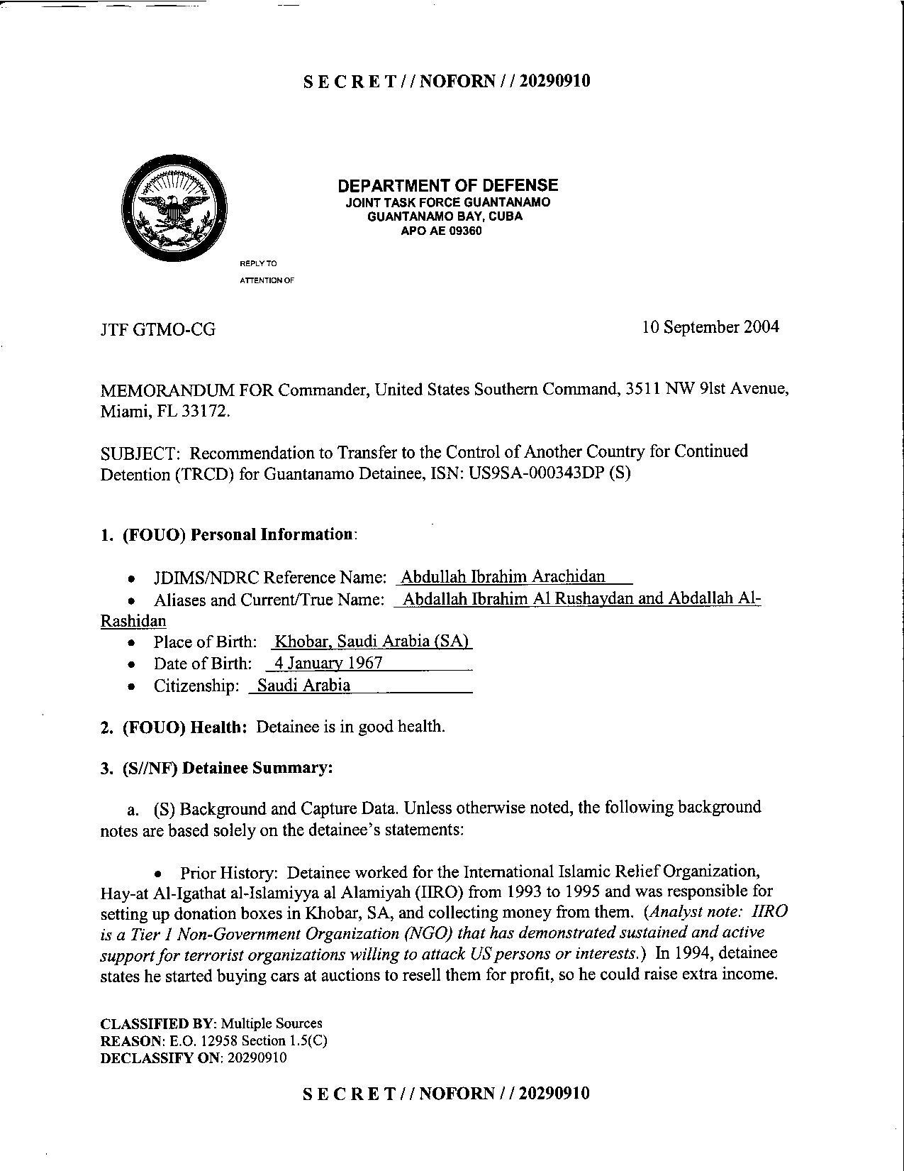 ISN 343's Guantanamo detainee assessment.pdf