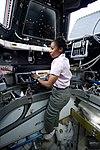ISS cupola with Stephanie Wilson.jpg
