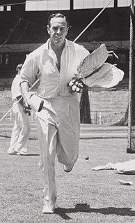 Ian Johnson (cricketer) Australian cricketer