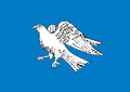 Icelandic falcon flag (unofficial).png