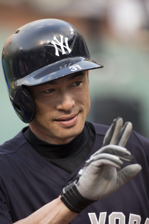 Ichiro Suzuki Batting Average