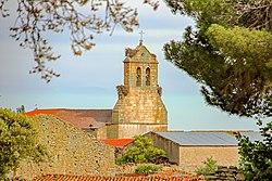 Iglesia parroquial de Nuestra Señora del Rosario campanario.jpg