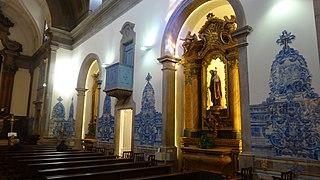 Via Crúcis (São Mamede Church Tiles)