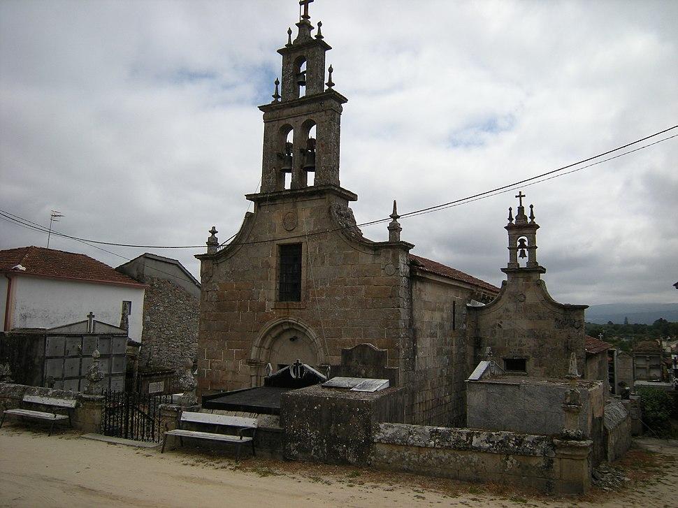 Igrexa de San Martiño de Sabadelle, O Pereiro de Aguiar