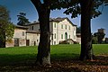 Il retro di Villa Beatrice - Argelato ed il grande parco.jpg