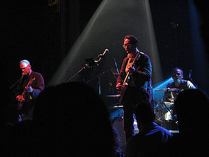 The Sea and Cake - The Sea and Cake at Webster Hall in 2007. From left: Sam Prekop, Archer Prewitt and John McEntire.