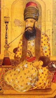 Sadeq Khan Zand Iranian Shah