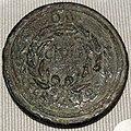 Impero, augusto, medaglione di oricalco (roma), 16 ac..JPG
