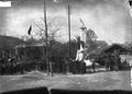 Inauguração da primeira estátua de Sousa Martins (José Artur Leitão Bárcia) 1900-03-07.png