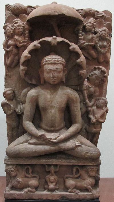 Parshwanatha, the torch bearer of ahimsa.