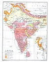 100px india in 1893%2c geological features