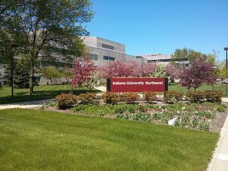 Indiana University Northwest - Image: Indiana University Northwest 20130514