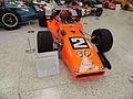 Indianapolis Motor Speedway Museum in 2017 - Racecars 01.jpg