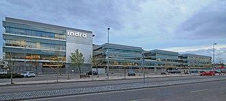 Indra Sistemas - Indra headquarters.