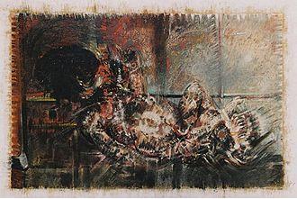 Infanticide - Infanticidio by Mexican artist Antonio García Vega.
