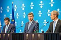 Informal meeting of economic and financial affairs ministers (ECOFIN). Press conference (37115951551).jpg