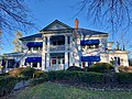 Inn at Brevard William Breese, Jr. House, Brevard, NC (46617190532).jpg