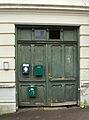 Inngangsdør i Snorres gate.jpg