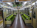 Inside Hokushin Kyuko 7000.JPG