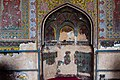 Inside art at Wazir Khan Mosque.jpg