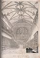 Interior of Kings College library, Aberdeen, which also show Wellcome V0012132.jpg