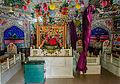 Interior of Shrine of Hazrat Syed Miran Mauj Darya Bukhari.jpg