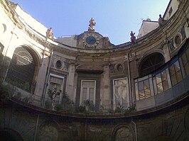 Palazzo Spinelli di Laurino, Naples